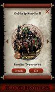 Goblin Spikeroller II (pact)