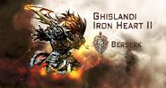 Ghislandi Iron Heart II