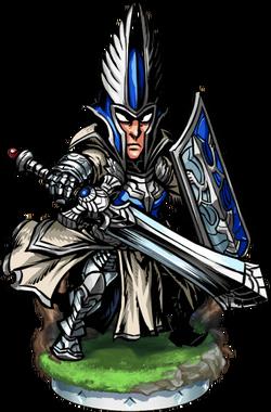 Elven Guardian Figure