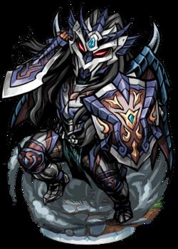 Leupold, Wyvern Knight Figure