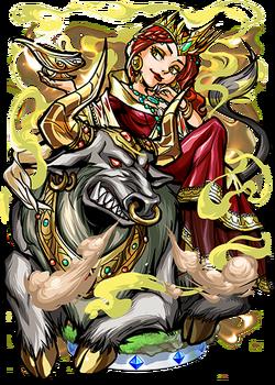 Medb, Jealous Queen II Figure