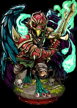 Halphas, Earl of Hell II Figure