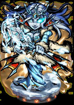 Snow Queen II Figure