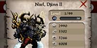 Narl, Djinn II
