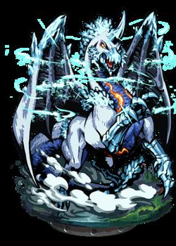 Icemelt Dragon Figure