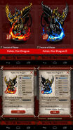 Fafnir, Fire Dragon II PE Evolution