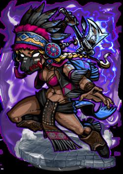 Haokah, the Darkthunder Figure