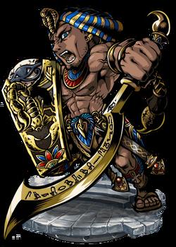 Selk, Cobra Warrior II Figure