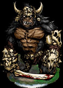 Gorilla Gladiator + Figure