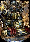 Rovn, the Brass Panzer II Figure