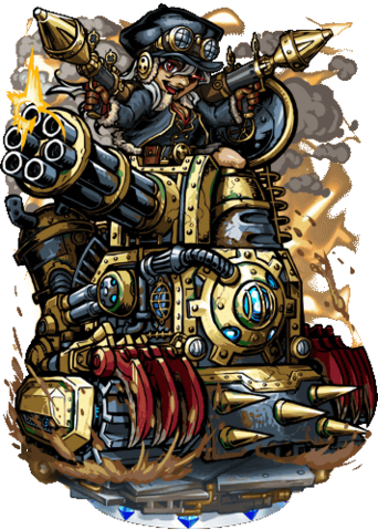 File:Rovn, the Brass Panzer II Figure.png