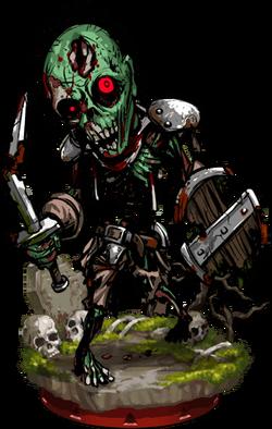 Wight Warrior Figure