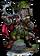 Cat Sith Magus Warrior II Figure