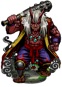 Onra, Ogre Brute Figure
