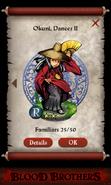 Okuni, Dancer II Pact Reveal