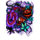 Cursed Pumpkin Golem II Boss Figure
