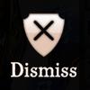 Dismiss Button
