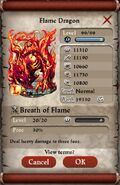 Flame Dragon OPE50