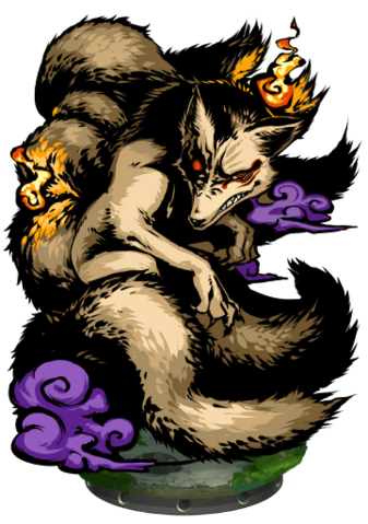 File:Nine-tailed Fox Figure.png