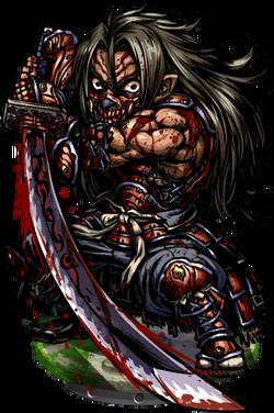 Oniroku the Unhinged Figure