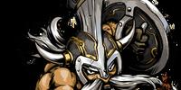 Dwarven Axeman +