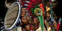 Huitzilopochtli, God of War