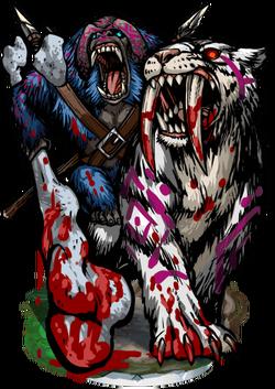 Donga the Exterminator II Figure