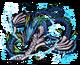 Sea Serpent Boss Figure