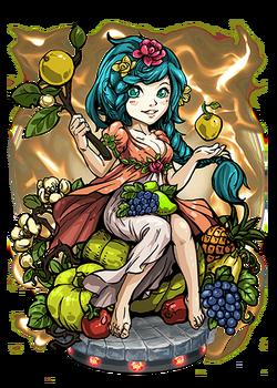 Pomona, Grove Goddess Figure