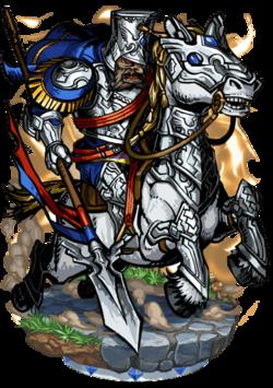 Zuniga, Guard Captain Figure