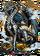Silver Dragon Figure