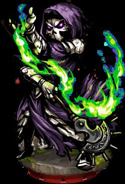 Undead Wizard II Figure