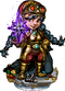 Roksva, Jewel Master II Figure