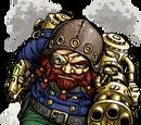 Regin, the Clockwork Arm