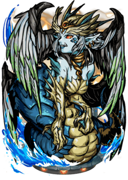 Tiamat, Mother of Dragons Figure