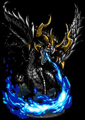 File:Fafnir, Fire Dragon II Figure.png