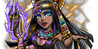 Nephthys, Ruler of Death