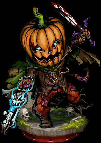 File:Pumpkin Knight Figure.png