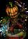 Pumpkin Knight Figure