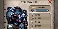Yeti Watch II