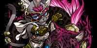 Cat Sith Leopard Queen II