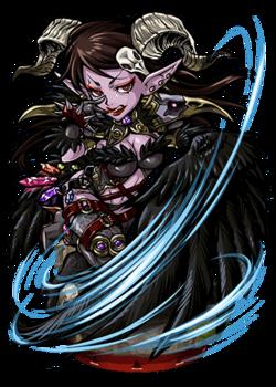 Mammon, Raven Wing Figure