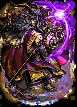 Scirocco, Father of Winds II Figure