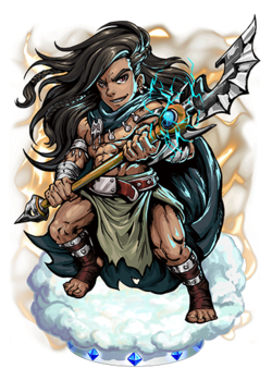 Cu Chulainn, the Fierce Hound Figure