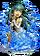 Rusalka, Spirit of Water Figure