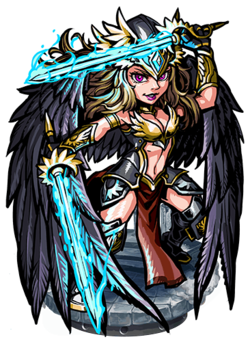 Hlokk, Blade of Thunder Figure