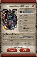 Hypnos, Lord of Dreams OPE50