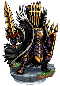 Friet, Winter Warlord Figure