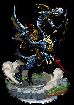 Galahad, Drake Knight II Figure