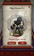 Wight Warrior II plus (pact)
